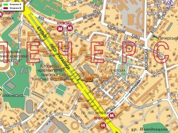 Карта - Троллы на Л.Українки б-р(конструкция №1316)