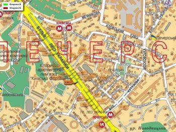 Карта - Троллы на Л.Українки б-р(конструкция №1317)