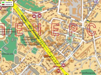 Карта - Троллы на Л.Українки б-р(конструкция №1319)