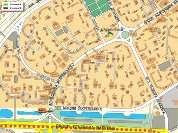 Карта - Троллы на Маяковського пр-т(конструкция №6901)