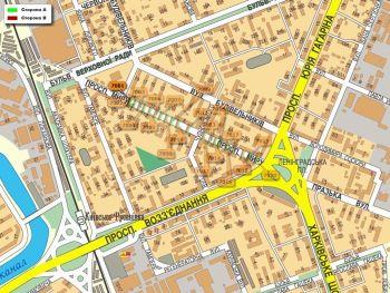 Карта - Троллы на Миру пр-т(конструкция №7001)