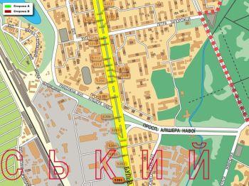Карта - Троллы на Перова б-р(конструкция №5201)