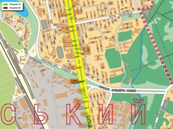 Карта - Троллы на Перова б-р(конструкция №5206)