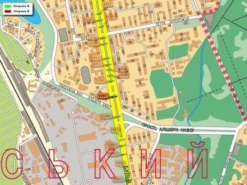 Карта - Троллы на Перова б-р(конструкция №5207)