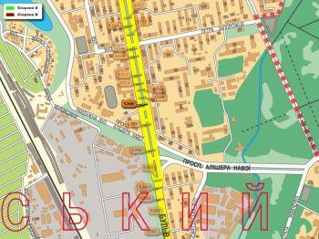 Карта - Троллы на Перова б-р(конструкция №5208)