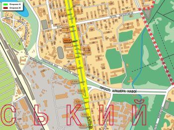 Карта - Троллы на Перова б-р(конструкция №5212)