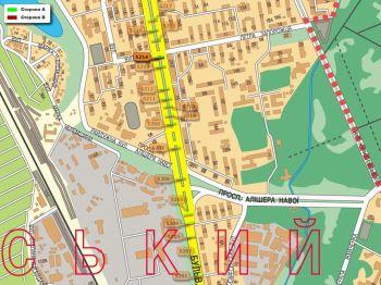 Карта - Троллы на Перова б-р(конструкция №5214)