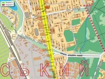 Карта - Троллы на Перова б-р(конструкция №5215)