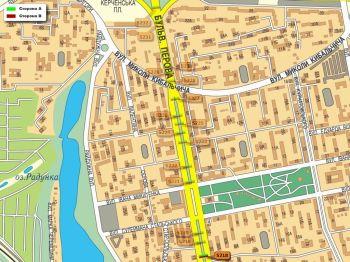 Карта - Троллы на Перова б-р(конструкция №5218)