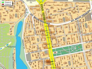 Карта - Троллы на Перова б-р(конструкция №5220)