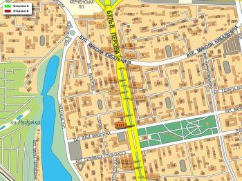 Карта - Троллы на Перова б-р(конструкция №5221)