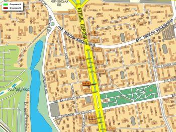 Карта - Троллы на Перова б-р(конструкция №5222)