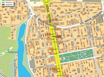 Карта - Троллы на Перова б-р(конструкция №5225)