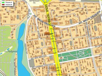 Карта - Троллы на Перова б-р(конструкция №5226)