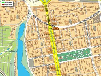Карта - Троллы на Перова б-р(конструкция №5227)