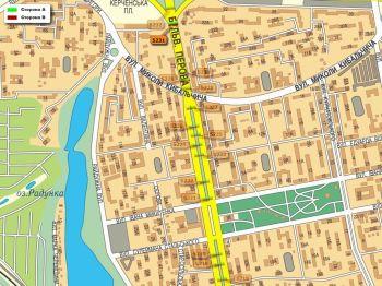 Карта - Троллы на Перова б-р(конструкция №5231)