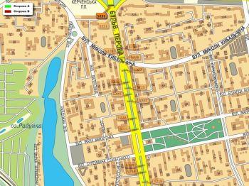 Карта - Троллы на Перова б-р(конструкция №5232)