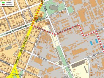 Карта - Троллы на Верховної Ради б-р(конструкция №6501)
